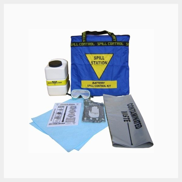 TSSBSK 10 Litre Battery Acid Spill Kit