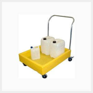 100 Litre Bunded Trolley