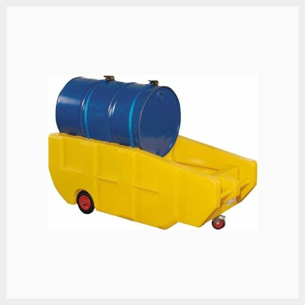 Bunded Trolley – 1 Drum 230 Litre
