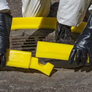 TSSFB Flexible Spill Barrier