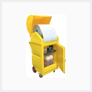 TSSPMCXL4 - 45 Litre Poly Maintenance Cart