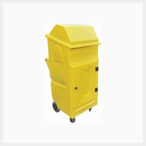 45 Litre Poly Maintenance Cart - TSSPMCXL4