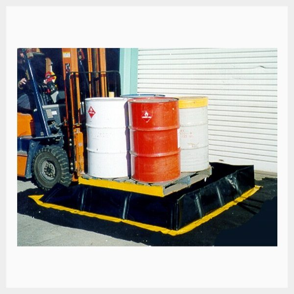 TSSQB1 1000 Litre Quickbund Portable Bunding