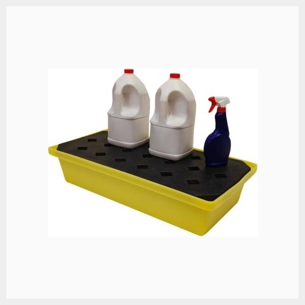 Medium Mini Bund Spill Tray 30 Litre Spill Station