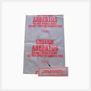 X-AWB/10 - Asbestos Waste Disposal Bags