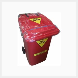 Heavy Duty Plastic Weather Proof Spill Kit Cover