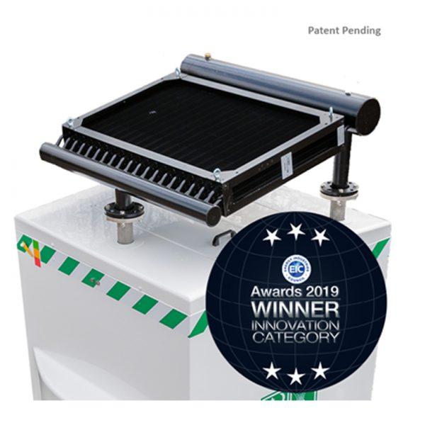 Zero Power Cooler® for Tank Showers