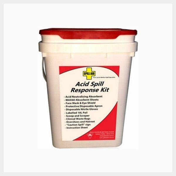 Acid Spill Response Kit
