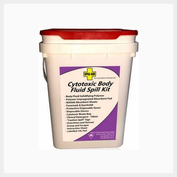 Cytotoxic Body Fluid Spill Kit - ZTSSCNK