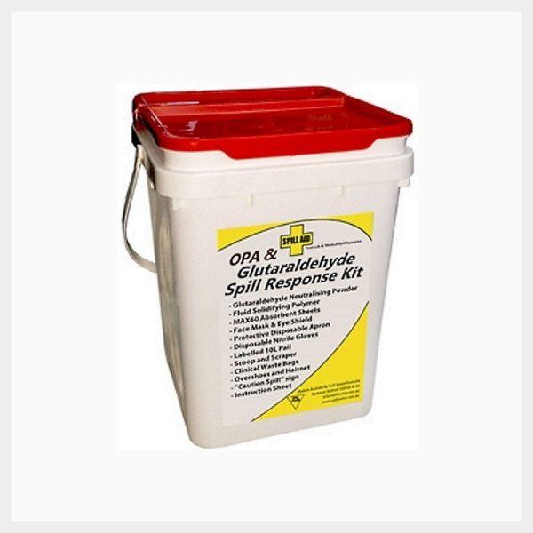 OPA & Glutaraldehyde Spill Response Kit - ZTSSGNK