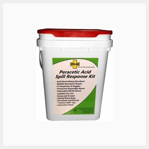 Peracetic Acid Spill Response Kit