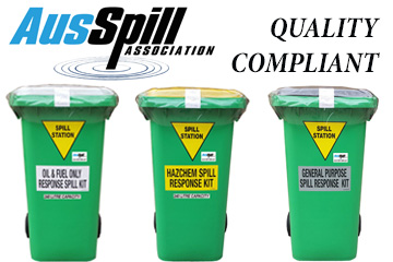 Compliant Spill station