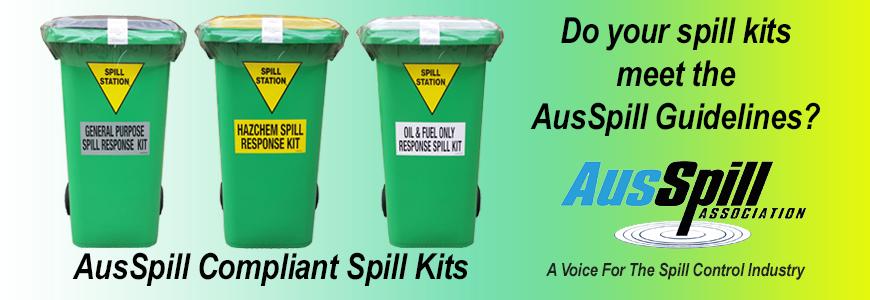 AusSpill Compliant Spill Kits