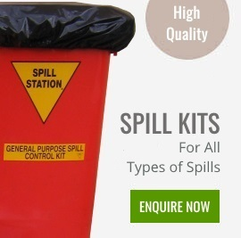 High Quality Spill Kits for All Types of Spills Enquire Now