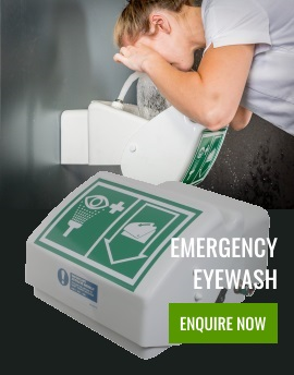 Emergency Eyewash Enquire Now