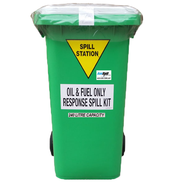 Compliant Oil Fuel Spill Kit