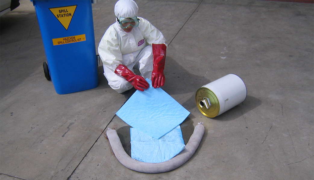 Spill Station Spill Kits